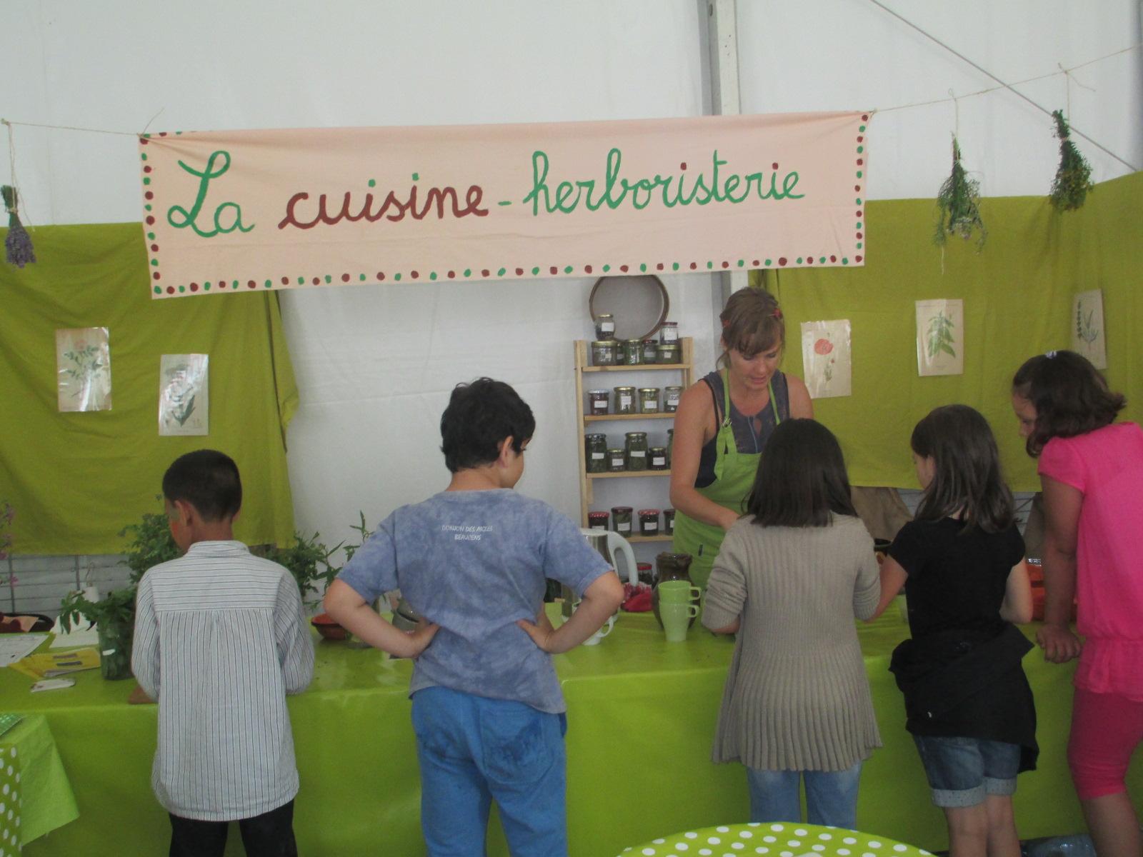 Atelier Cuisine herboristerie / Savoir en herbe