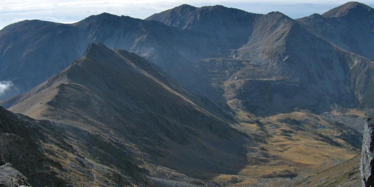 Le massif depuis le sommet du Canigó / Michel CASTILLO-CD66