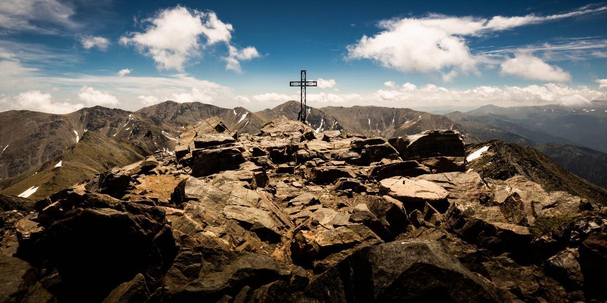 Le sommet du massif du Canigó / Jc MILHET