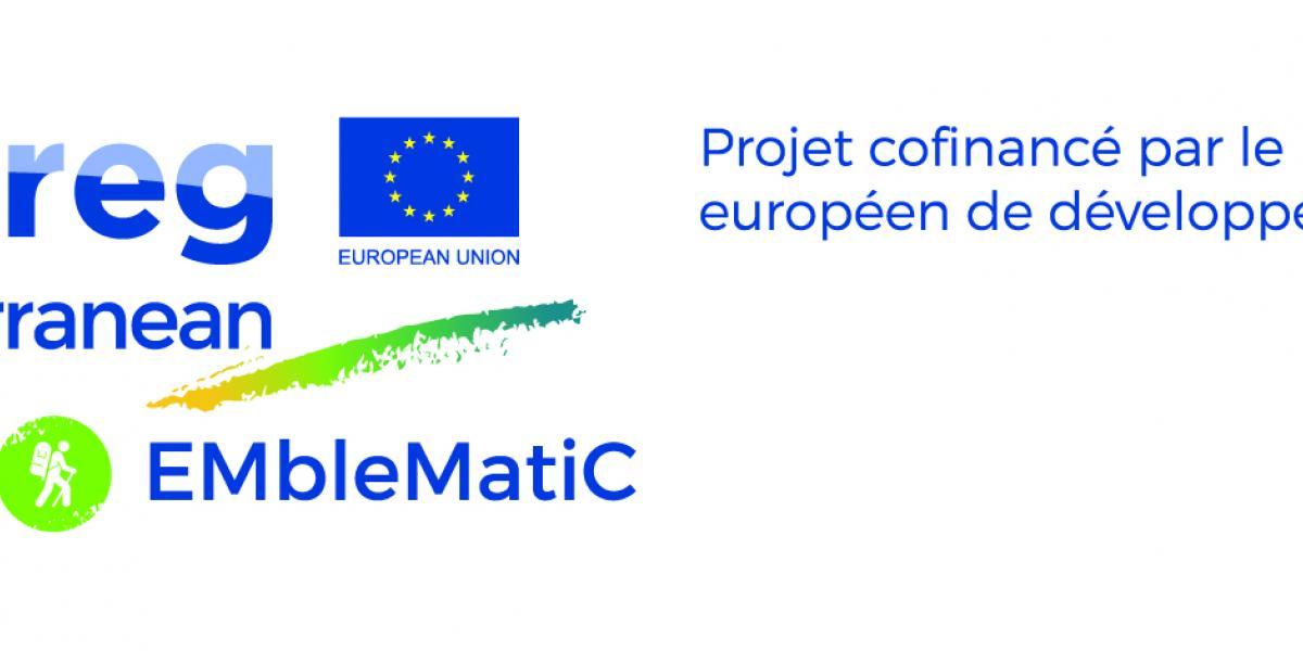 Logo EMbleMatiC FEDER