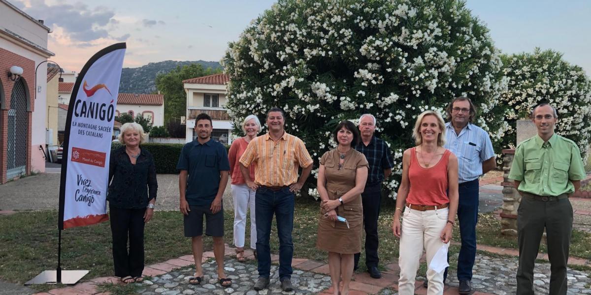 Bureau syndical Canigó Grand Site /SMCGS