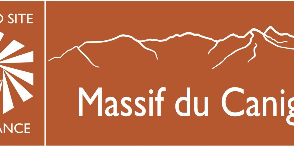 Logo du Grand Site de France Massif du Canigó