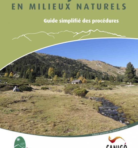 Guide Mon projet en milieux naturels /SMCGS & PNRPC