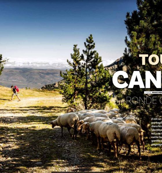 Pyrénées Mag n°178 - juil/août 2018 - Photo JC Milhet