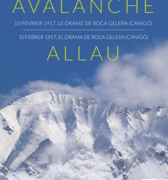 L'ouvrage L'Avalanche/L'Allau de G. Soutadé aux éd. Trabucaire